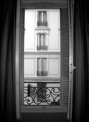 Les trois fenetres by Rhododendron
