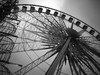 Grande Roue by Rhododendron