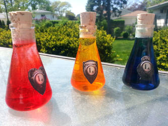 Mini-Infusions - Bioshock Infinite by Rhododendron