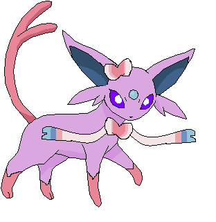 Sylveon And Espeon Pokemon Images | Pokemon Images