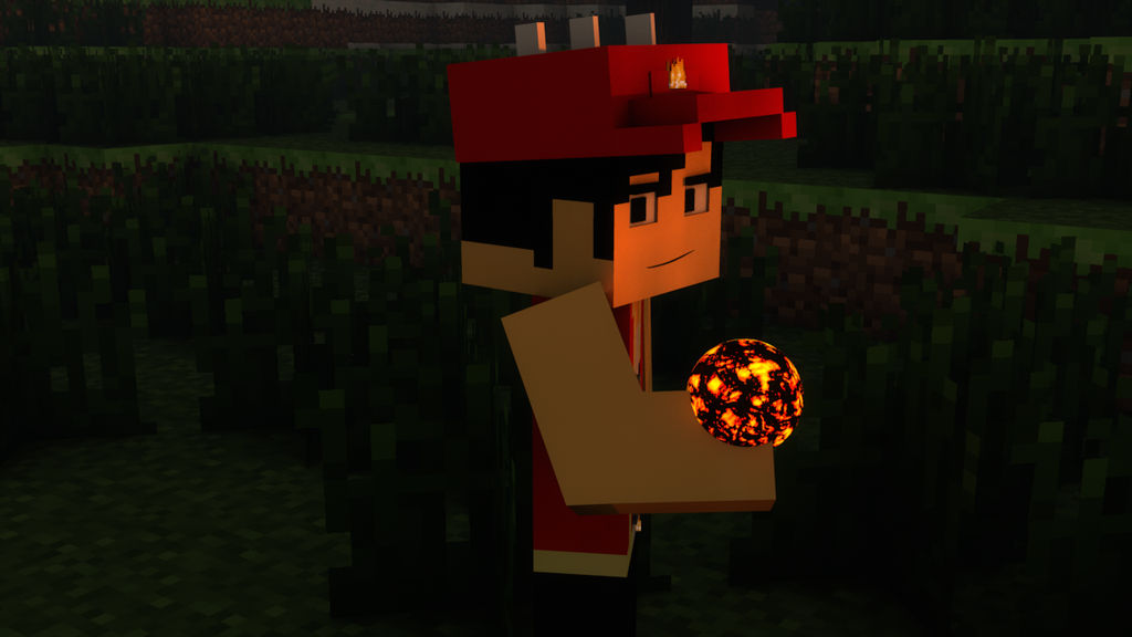 BoboiBoy Api Minecraft by LBluePlaysMC on DeviantArt