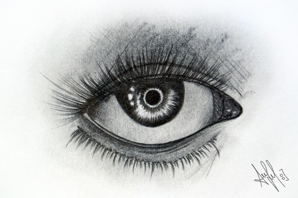 Demon Eye By Igusalup On DeviantArt