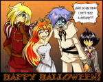 Slayers - Halloween