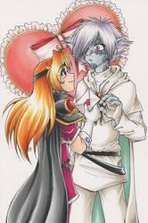 Lina Zel - Valentine Contest