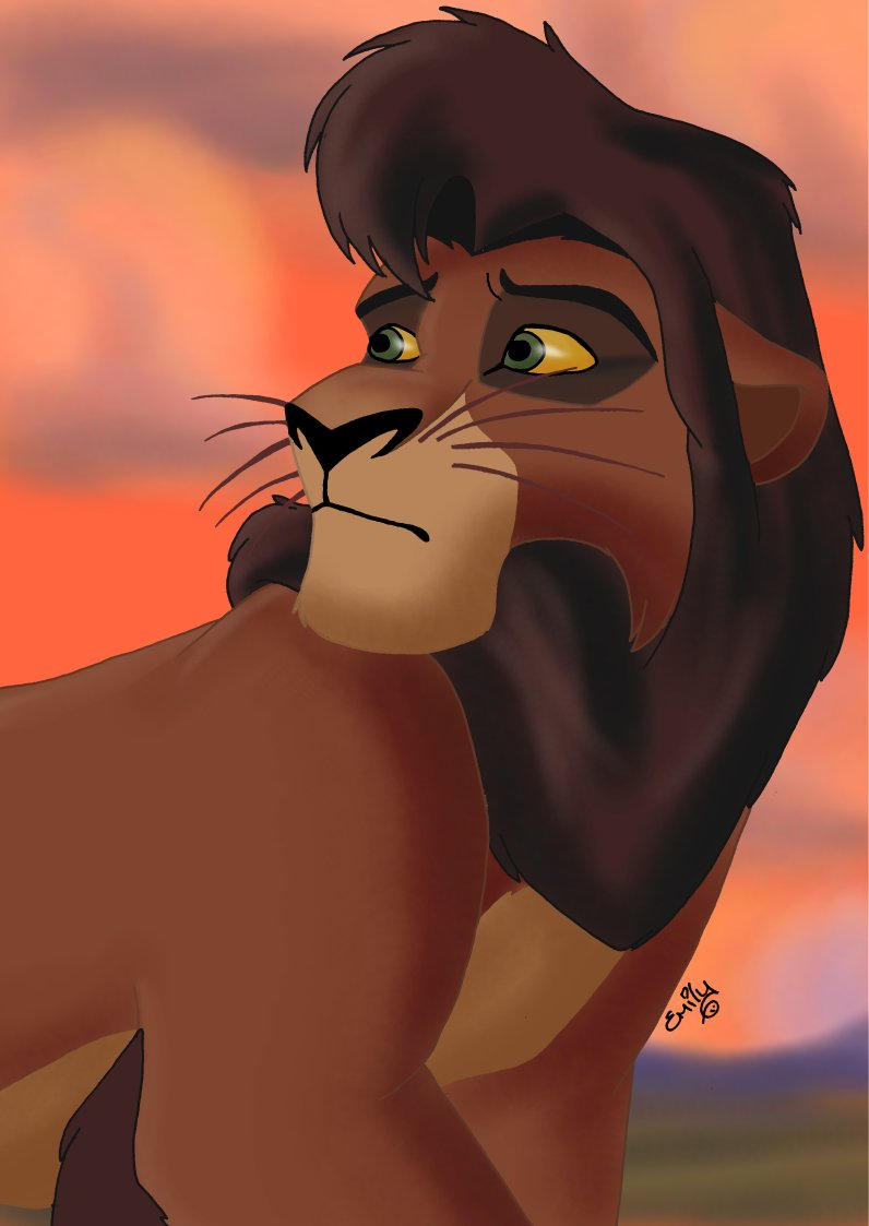 Lion king kovu - photo#20