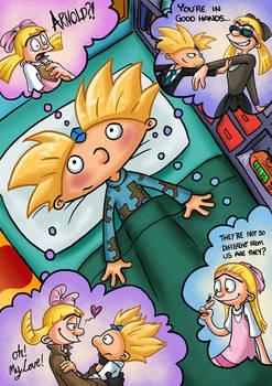 Thoughts of Helga