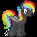 l + Commission 7/11 + l Rainbow Spike Ref