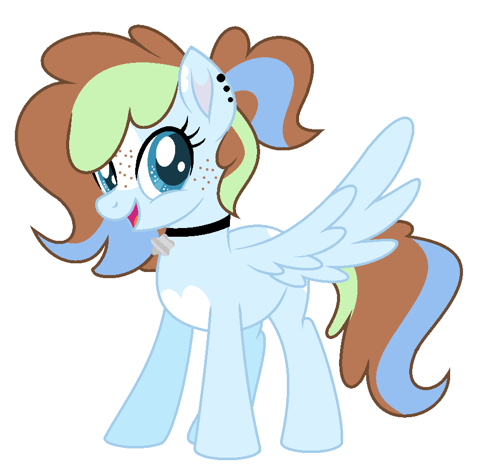 l + Gift + l Smiley pone by Mintoria