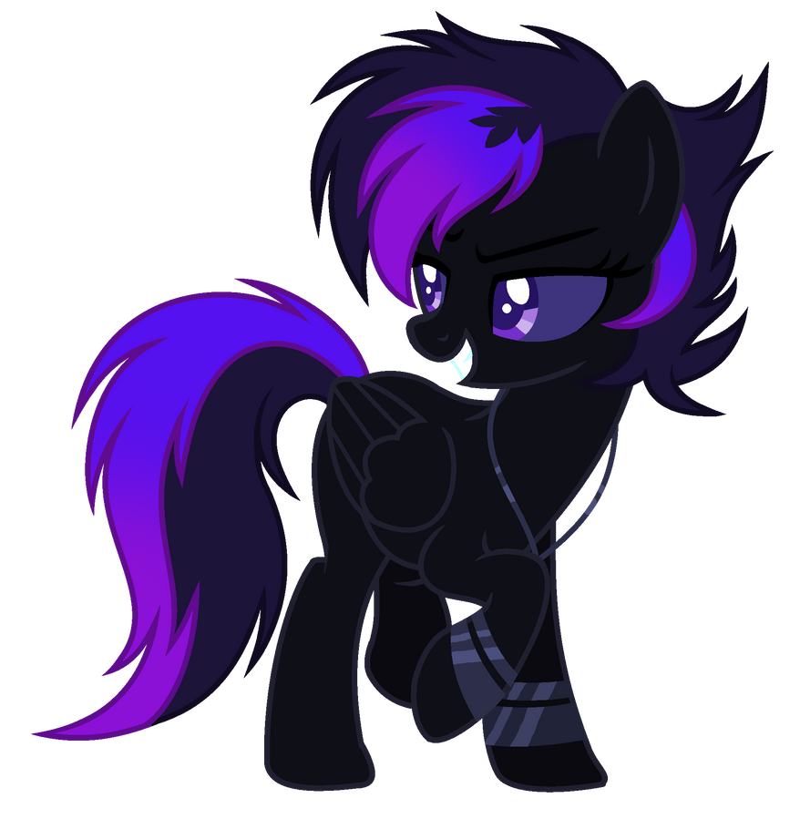 l + Gift + l Swaggy pone by Mintoria