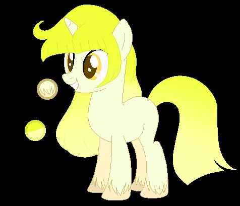 l + Commission + l Sweet Lemonade Ref by Mintoria