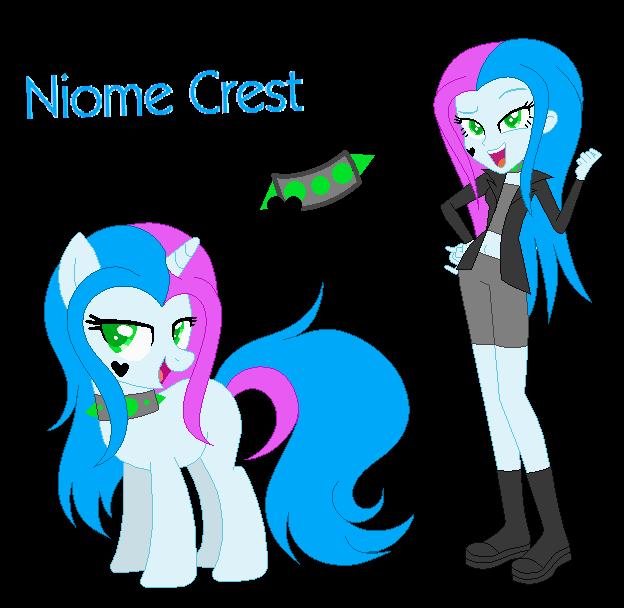 l + Niome Crest + l by Mintoria