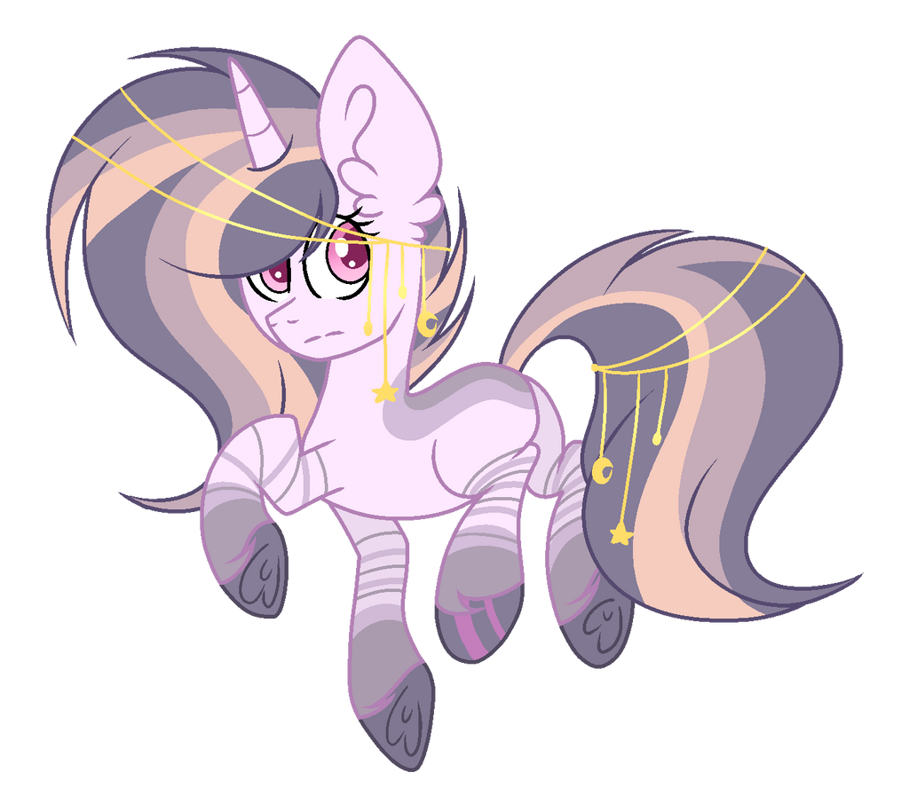l + YCH #6 + l Floating Cutie by Mintoria
