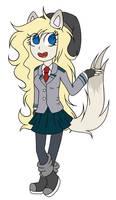 Persona l + Kiki (Drawki) + l BNHA by Mintoria