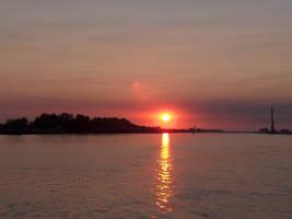 Sunrise at east side