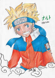 Naruto commission by Fateofartists