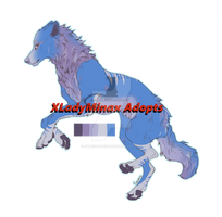 Frost Canine Adopt OPEN