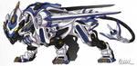 Energy Liger MK II by cerberus381