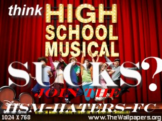anti hsm desktop by HSM-haters-FC
