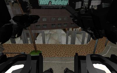 Heavy Skell cockpit view by deviantoptimus