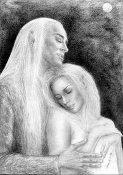 There's no love like your love...Thranduil