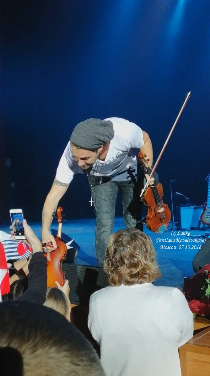 David Garrett by Lanka-ultra