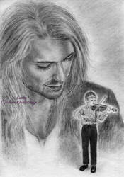 Maestro David Garrett - 30 years on stage... by Lanka-ultra