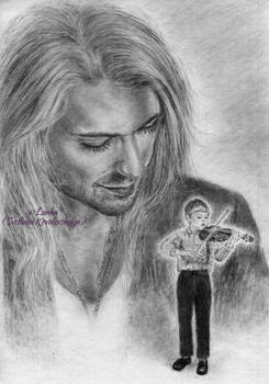 Maestro David Garrett - 30 years on stage...
