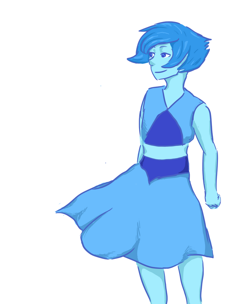 from a request I got on tumblr, here is a transparent lapis lazuli!