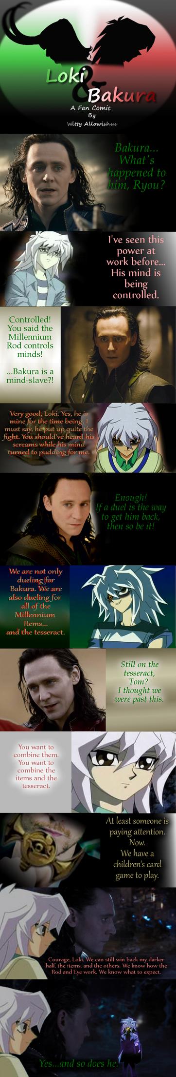 Loki and Bakura XXXVI - The Terms by Loki-Bakura