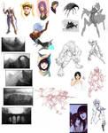 +Sketch DUMP+