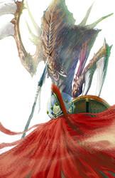 +Spartan vs Hydralisk+ by Orenji-kun