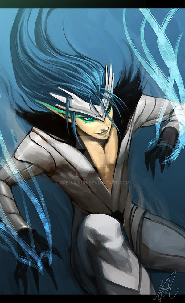 Grimmjow Release Wallpaper +Grimmjow Release+ by ...