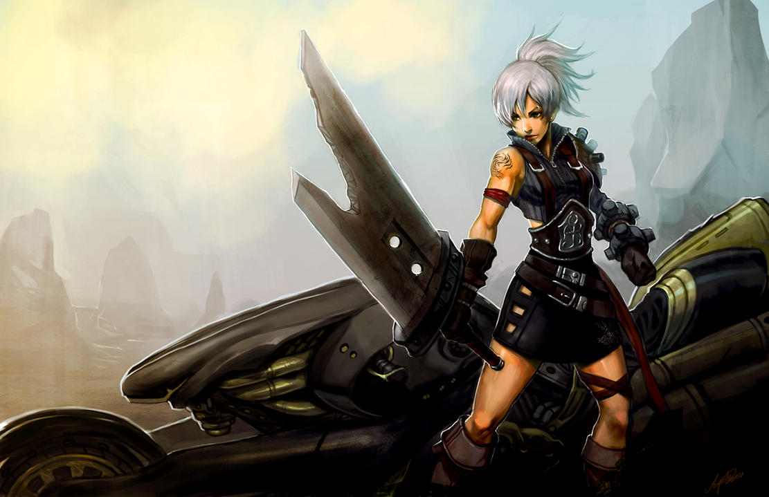 +Riven Cloud+ by Orenji-kun