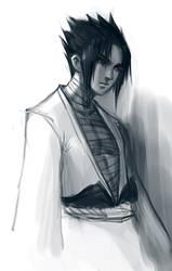 +Sasuke+ by Orenji-kun