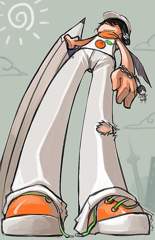 Orenji-kun's Profile Picture