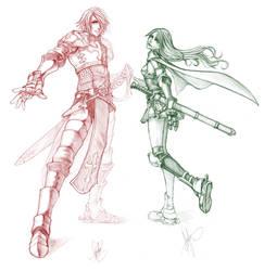 +Lord Knights+ by Orenji-kun