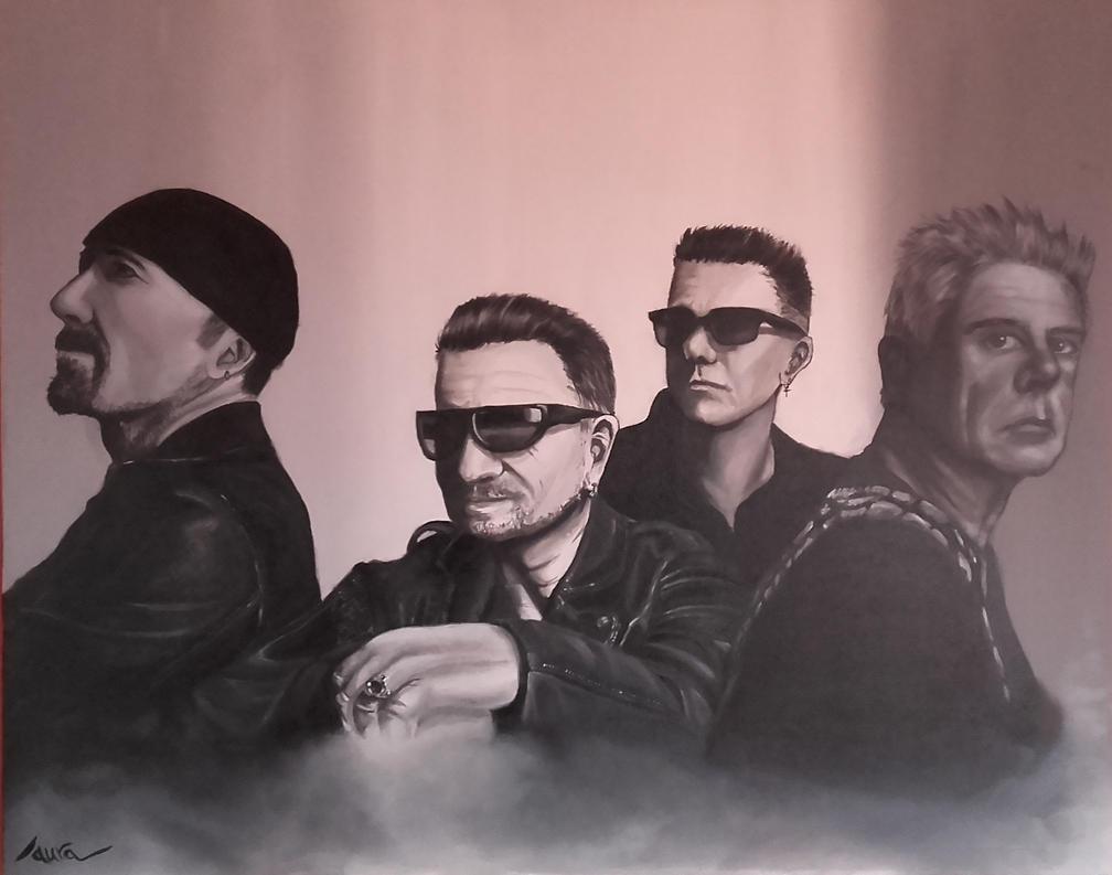 U2 by sakurapink95