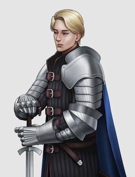 Half-Armored Knight