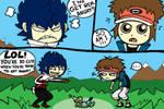 Pokemon Black and White 2 - Battle!!!