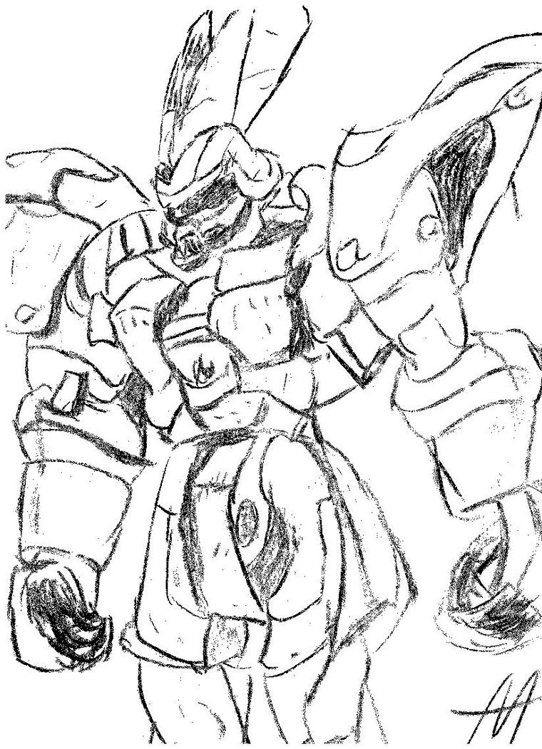 g gundam coloring pages - photo #28