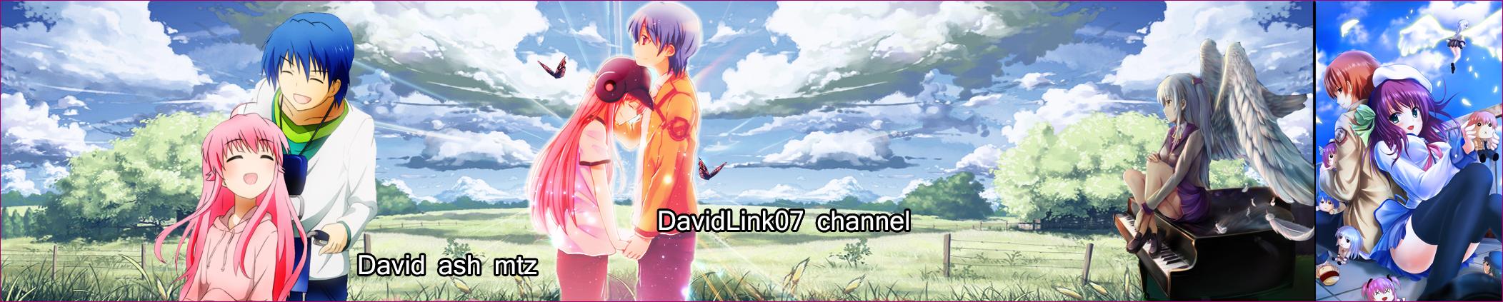 youtube channel anime art by davidlink on DeviantArt