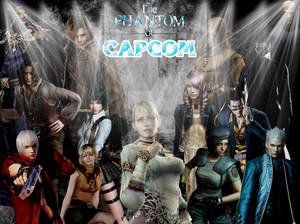 The Phantom Of Capcom