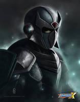 Megaman by sixfrid