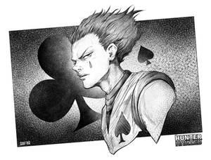 Hisoka Hunter X
