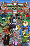 The Many Adventures of St Zoo High