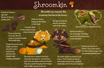 Shroomkin Species Ref
