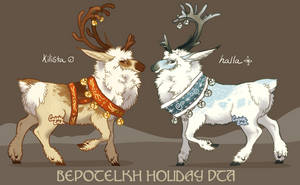 Bepotelkh Holiday DTA [CLOSED- winners chosen!] by Herboreal