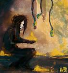 the monster inside us -Noface-
