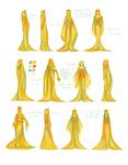 priest/priestess outfit designs