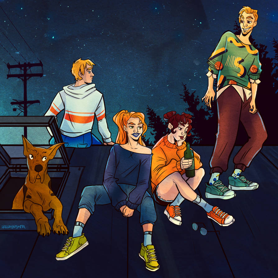 scooby squad